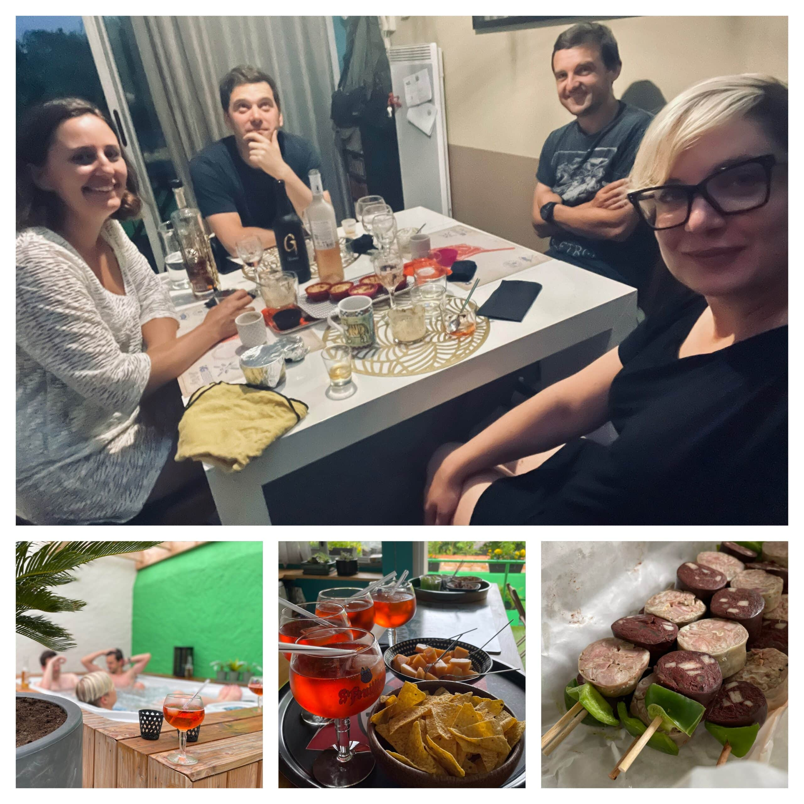 BBQ annuel au Coworking Cholet Arengo